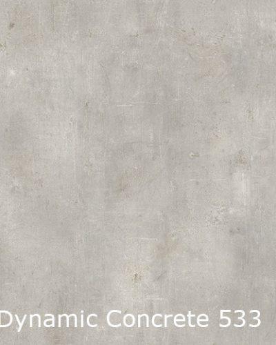 Vinyl betonlook